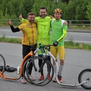 Team Kickbike Finland