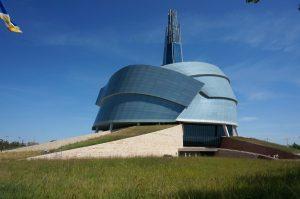 Museum of Human Rights. Winnipeg, Manitoba