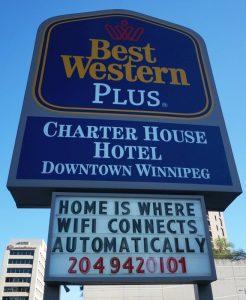 Ganz unser Reden... Winnipeg, Manitoba