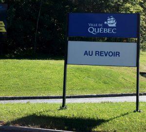 International Airport Quebec-City, Quebec