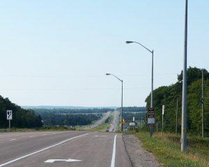 10 km östlich von Sault Sta. Marie, Ontario