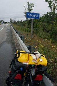 ...da kommt mir etwas Spanisch vor... (Ontario)