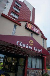 Clarion Hotel in Sudbury, Ontario