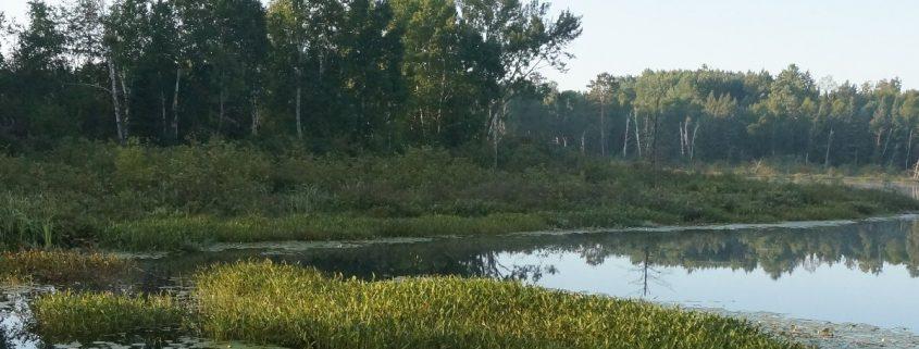 See zwischen North Bay und Bonfield, Ontario
