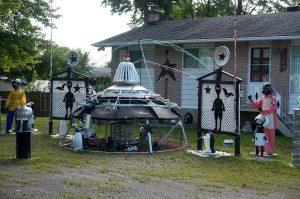 Masson-Angers, Quebec. Es gibt Außerirdische!