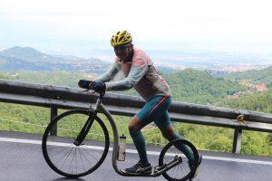 Stage 14 Aufstieg  Oropa (c) Georg Iwaschko