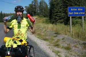 Crossing Canada 2016, Kanada-Querung von West nach Ost