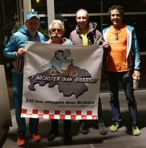 Team Austria mit Gijs de Geus und Plakat (c) André Thiemann
