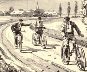 unterwegs 1893