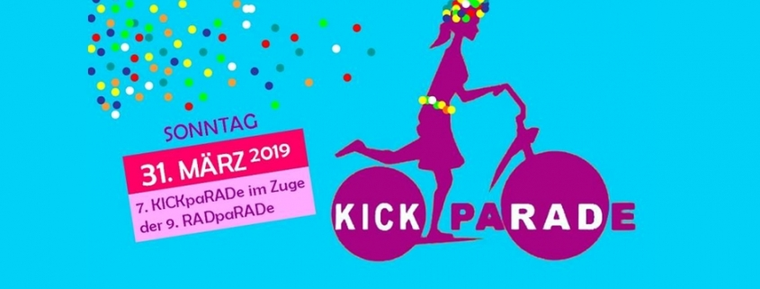 KICKpaRADe 2019 Logo